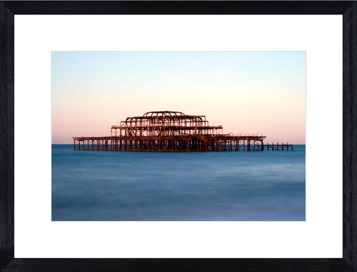 Brighton-Pier_black