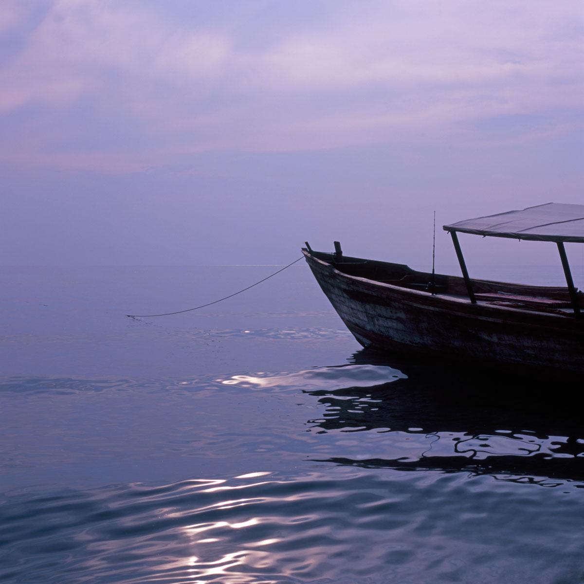 Mahale-Boat