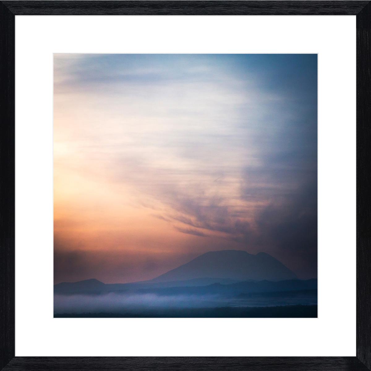 Kilimanjaro-Dawn-Black