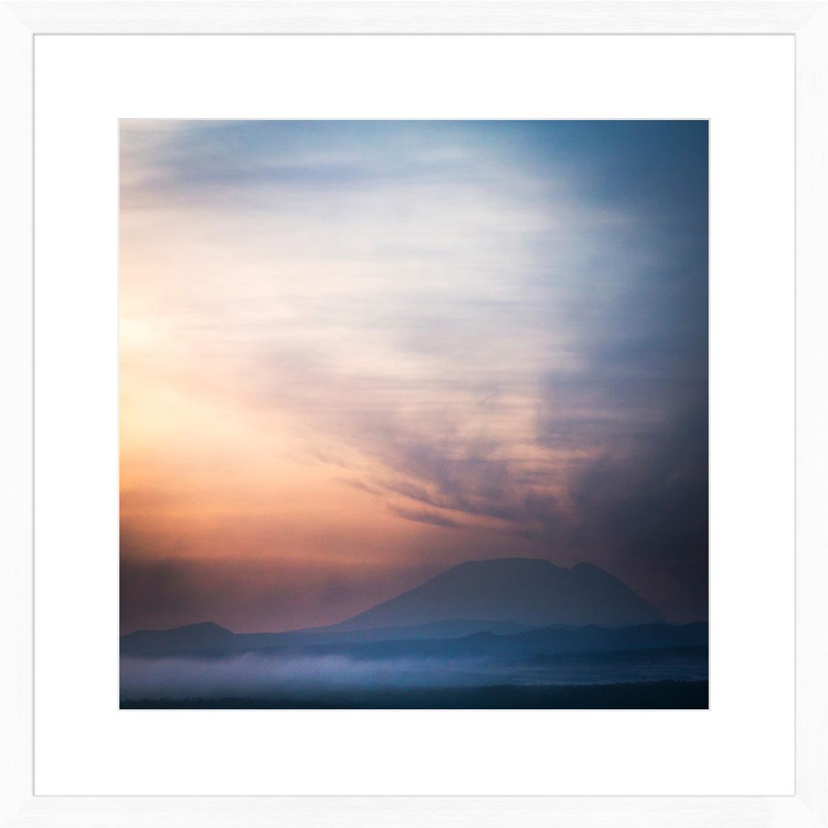 Kilimanjaro-Dawn-White