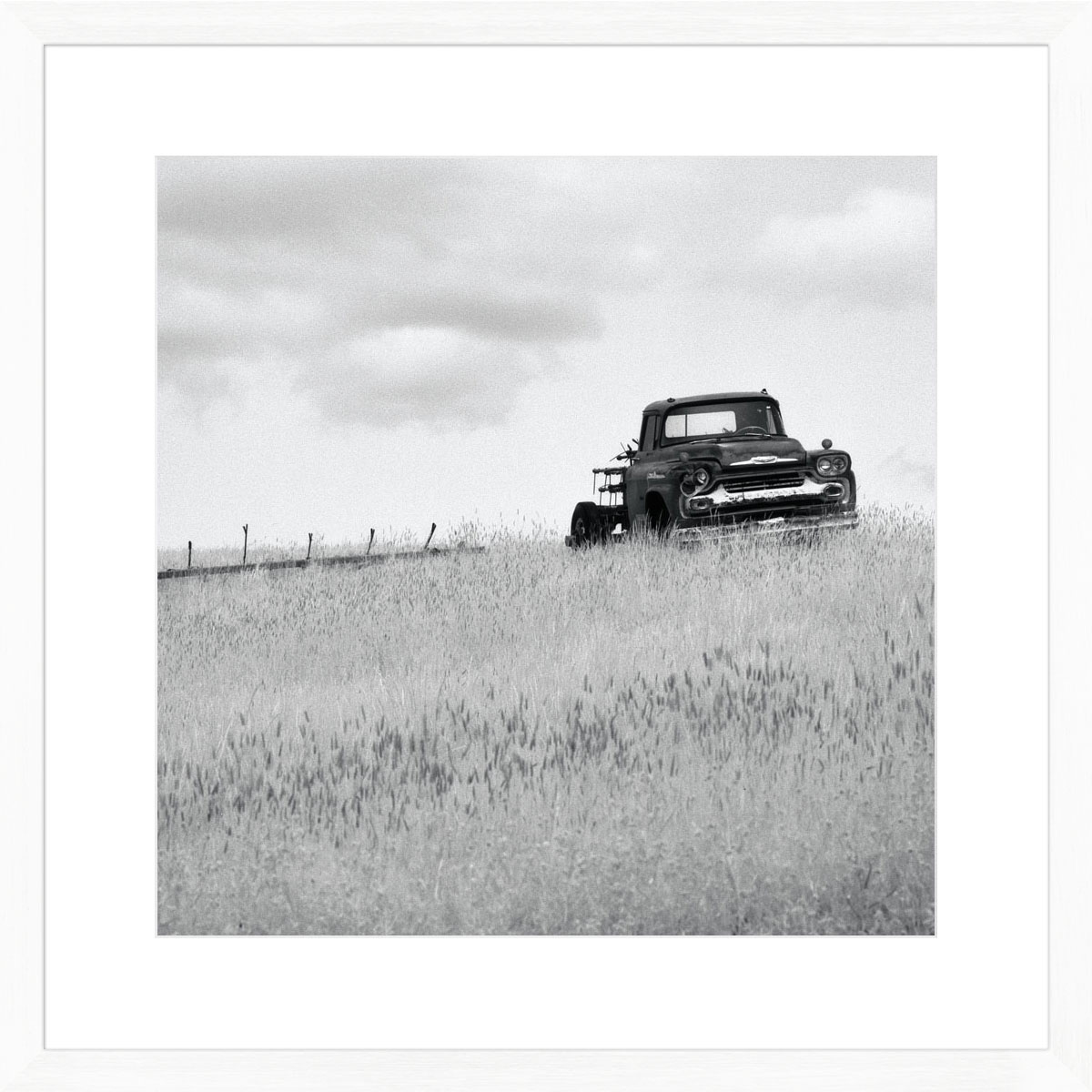 Old-truck_white