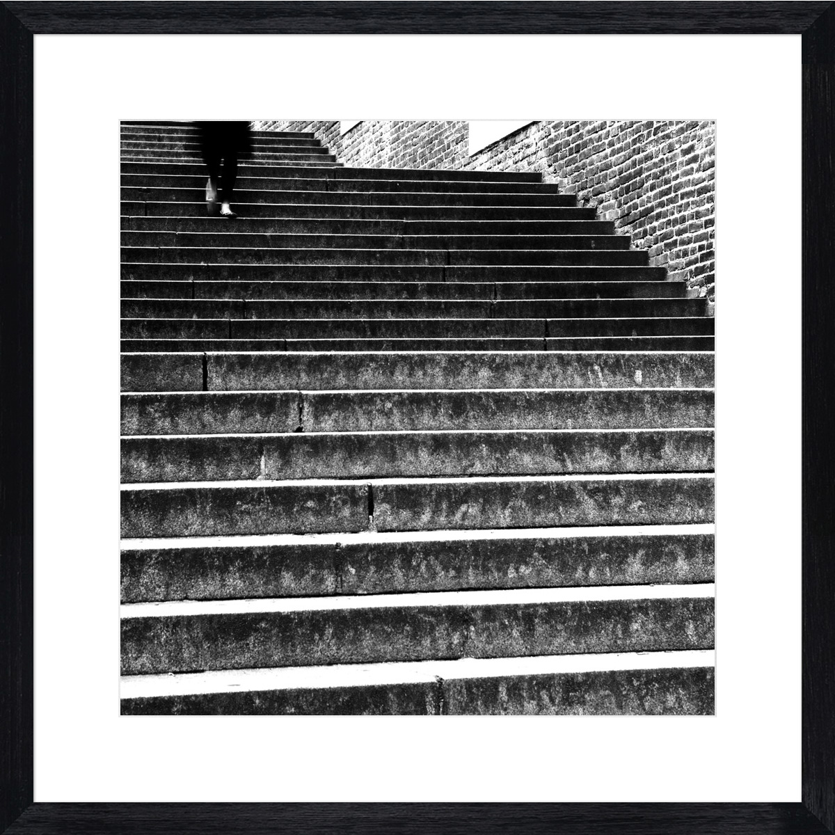 Prague-Steps-Black