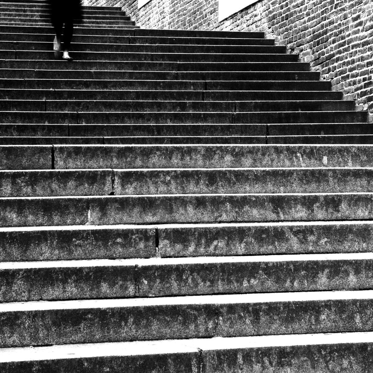 Prague-steps