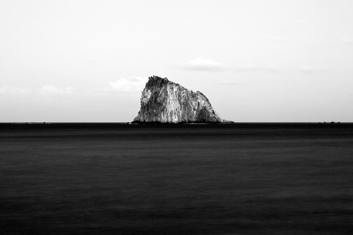 Stromboli's rock