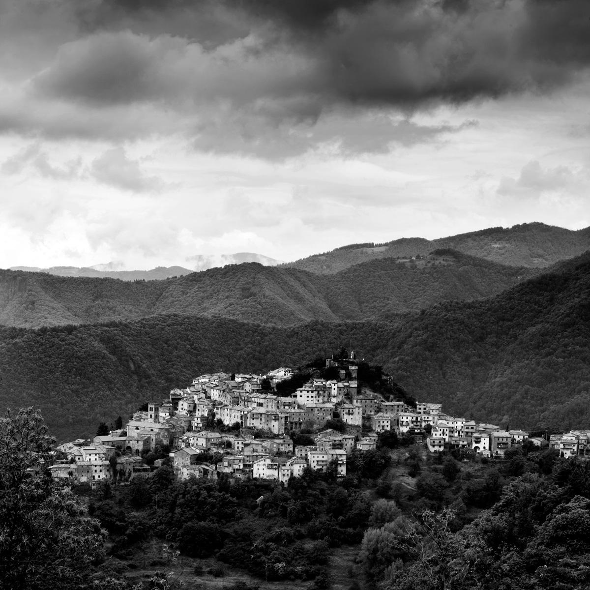 Tuscan-village