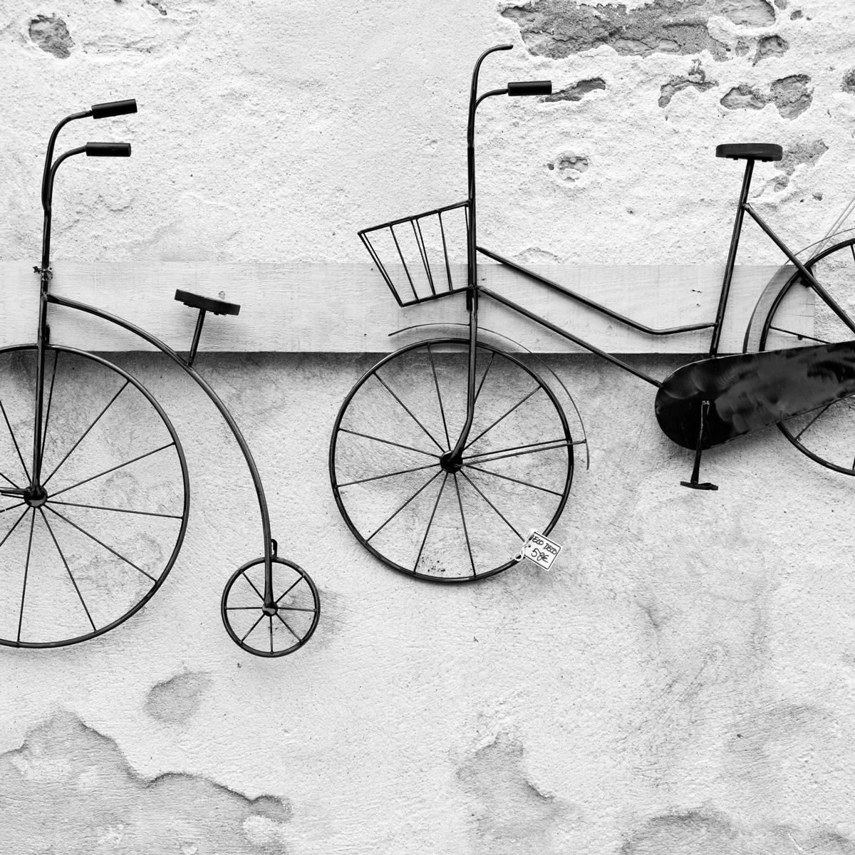 Wall-bikes