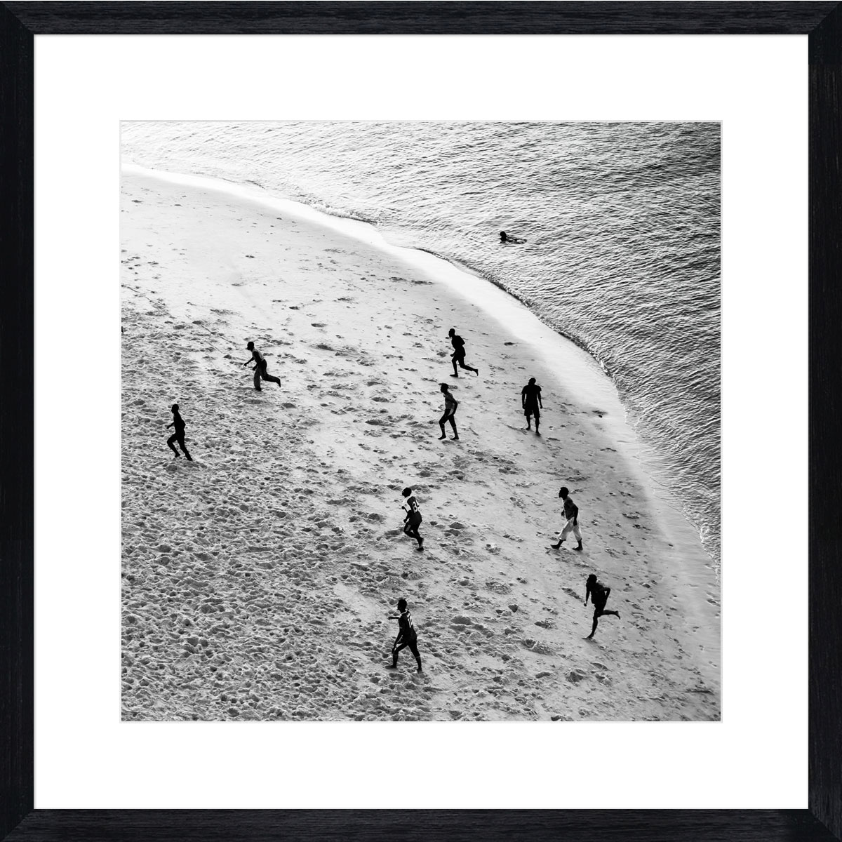 Beach-football-I-black