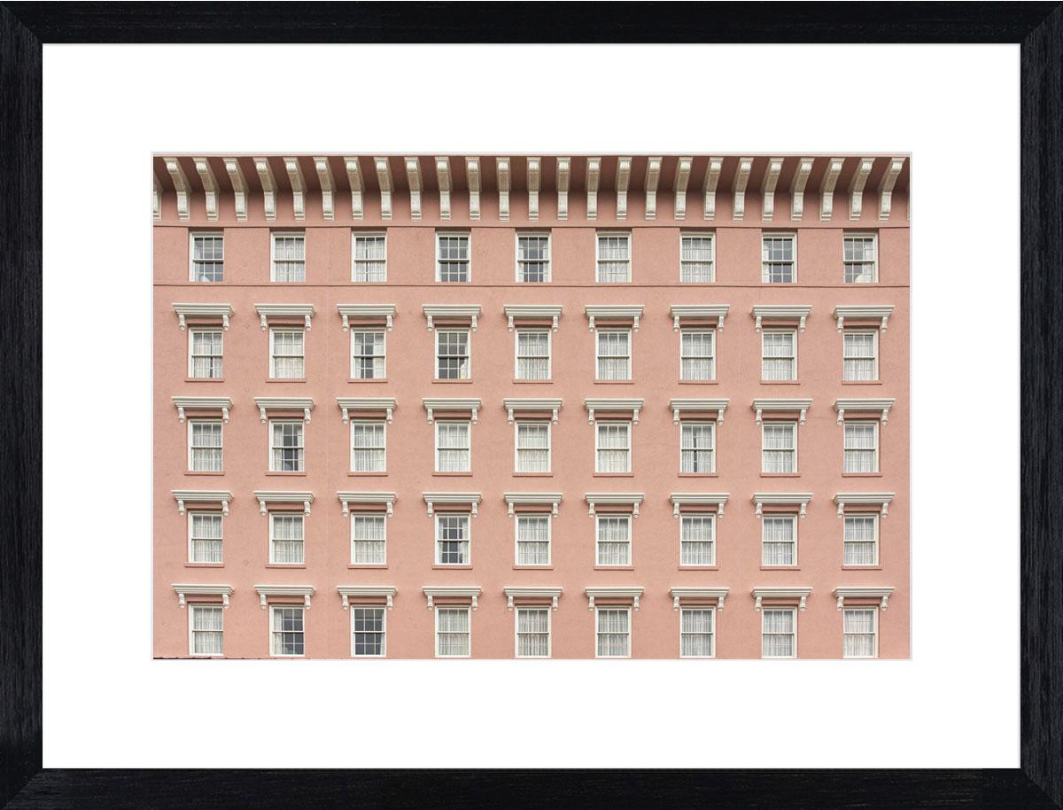 Charleston_windows_photographic_print_black