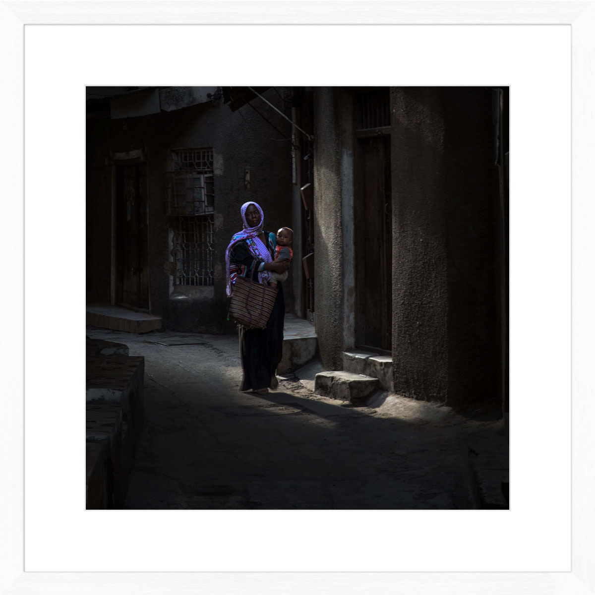 Stone-Town-Dawn-photographic-print-white